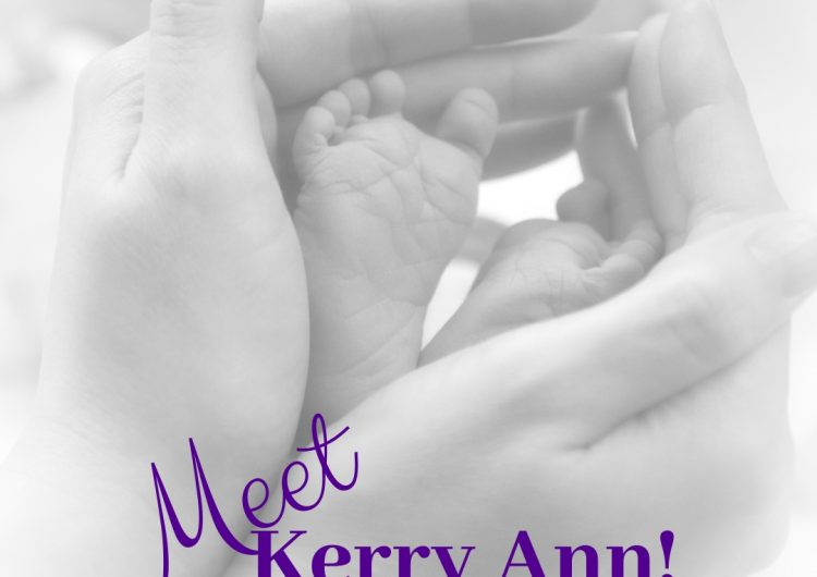 Meet Kerry Ann!