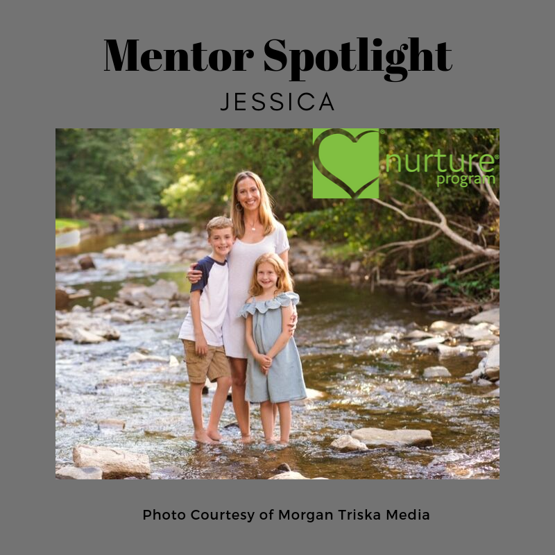 Mentor Spotlight – Jessica